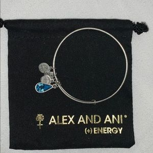 Alex and Ani Living Water bracelet